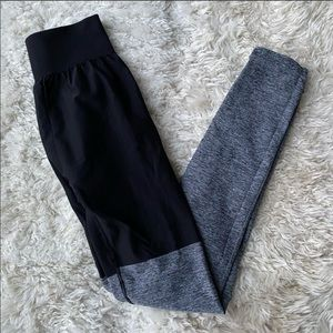 Gymshark two tone leggings
